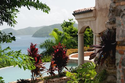Luxury St John Villa Rental image